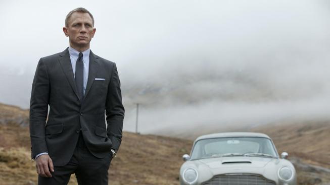 James Bond na oficiálních trailerech díl 6. - Daniel Craig