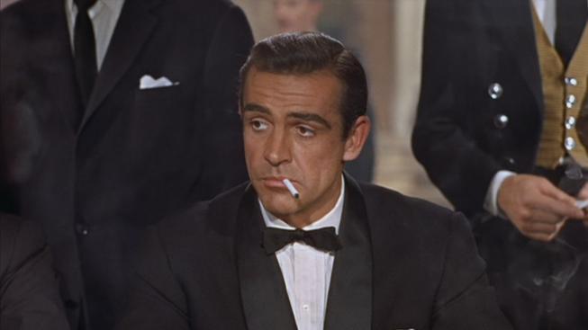 James Bond na oficiálních trailerech díl 1. - Sean Connery