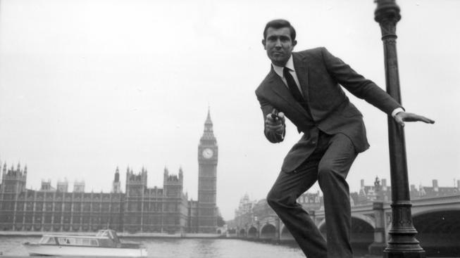 James Bond na oficiálních trailerech díl 2. - George Lazenby