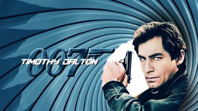 James Bond na oficiálních trailerech díl 4. - Timothy Dalton