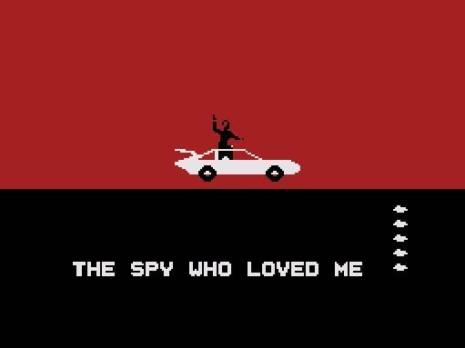 james bond 007 video game 1983