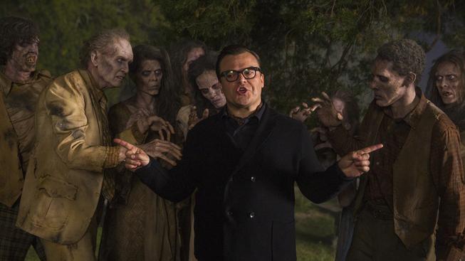 Husí kůže - recenze strašidelné komedie s Jackem Blackem v hlavní roli
