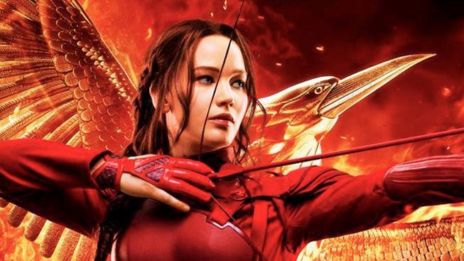 Hunger Games: Síla vzdoru 2. část - recenze