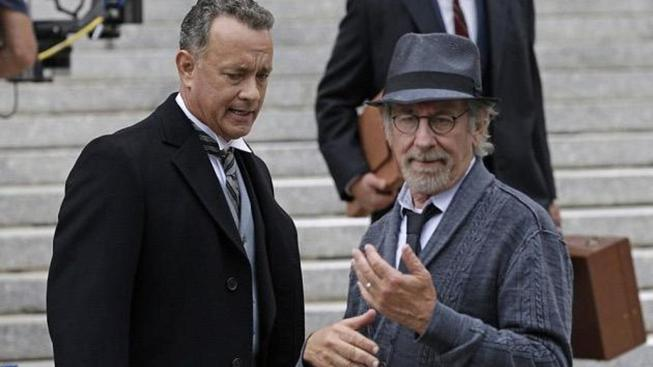 Most špiónů - recenze nového Spielbergova filmu