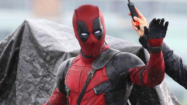 Vytvořit masku pro Deadpoola byla věda – podívejte se, co všechno muselo přijít v úvahu