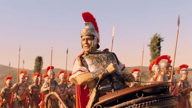 Ave, Caesar! - recenze nové komedie s Georgem Clooneym