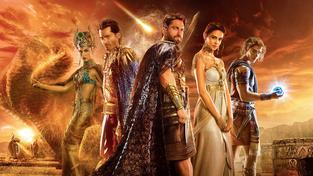 Bohové Egypta - recenze epické fantasy akce