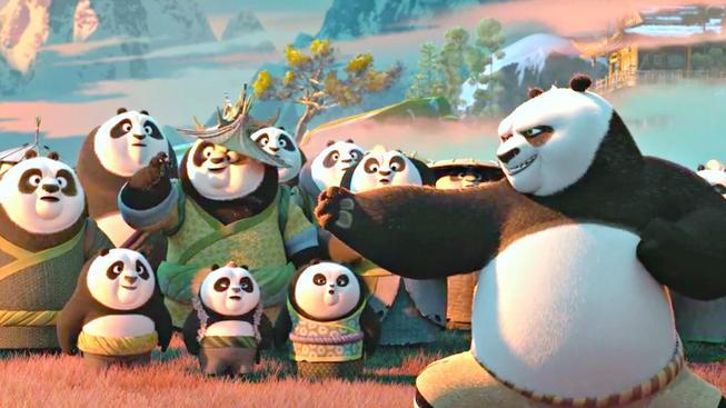 Kung Fu Panda 3 - recenze nového animáku s Jackem Blackem a Angelinou Jolie