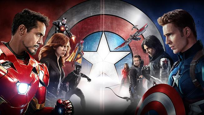 Captain America: Občanská válka převyprávěný pomocí rapu. Proč ne?