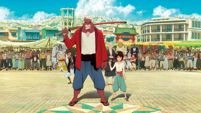 Kluk ve světě příšer - recenze nového anime