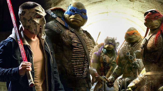 Želvy Ninja 2 - recenze