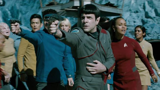 Star Trek: Do neznáma - recenze