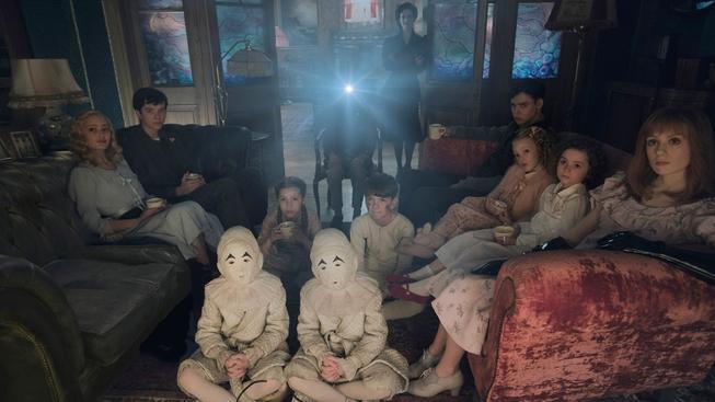 Sirotčinec slečny Peregrinové pro podivné děti - recenze