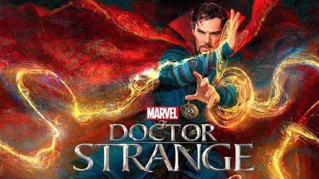 Doctor Strange - recenze
