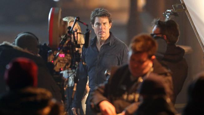 První ukázka na novou Mumii představuje Toma Cruise a akci v Londýně