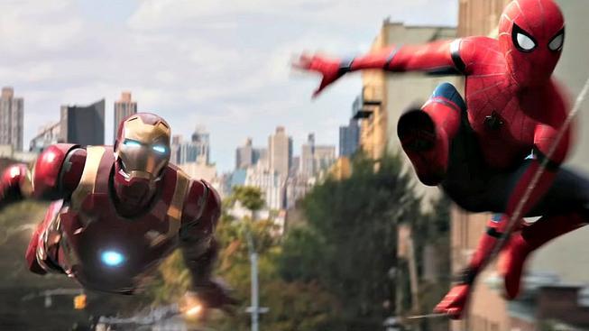 Začátek Spider-Man: Homecoming čeká jenom na vás