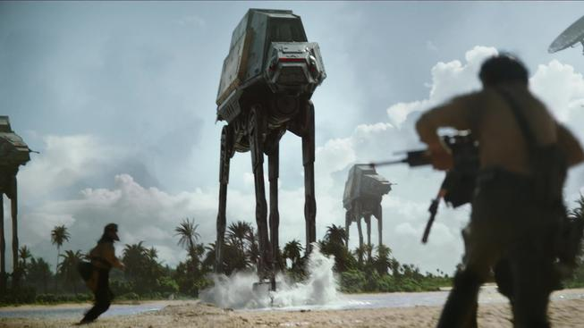 Rogue One: Star Wars Story - recenze