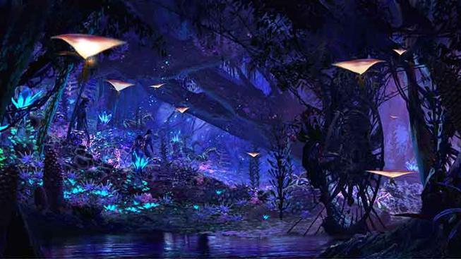 Ještě před druhým Avatarem se můžete podívat na Pandoru osobně