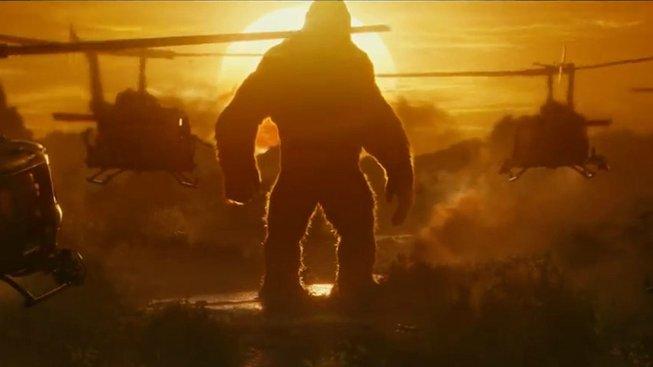 Kong: Ostrov lebek - recenze nového filmu s velkými monstry