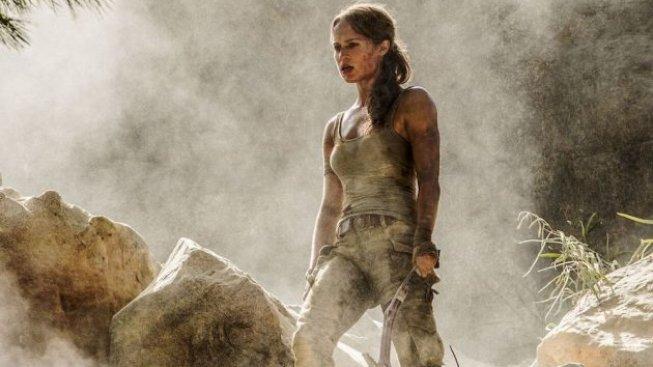 Podívejte se na první oficiální fotky Lary Croft z filmového Tomb Raidera