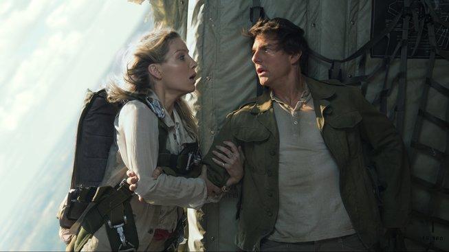 Mumie se vrací a vybrala si Toma Cruise