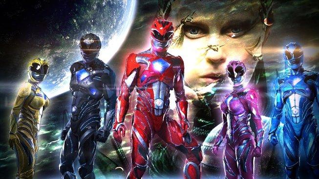 Noví Power Rangers: Strážci vesmíru nedopadli zrovna nejlépe