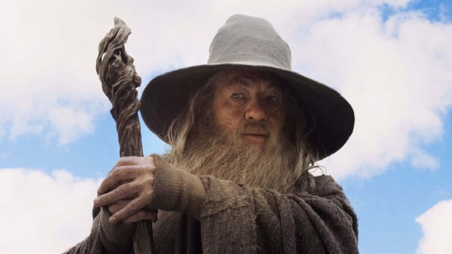 Představitel Gandalfa odmítl roli Dumbledora v Harry Potterovi