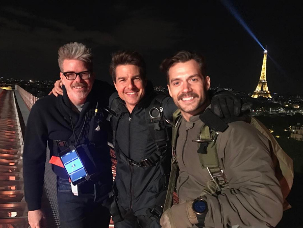 mission impossible 6 tom cruise henry cavill