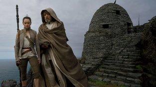 Star Wars: Poslední z Jediů na fotkách a záběrech z natáčení