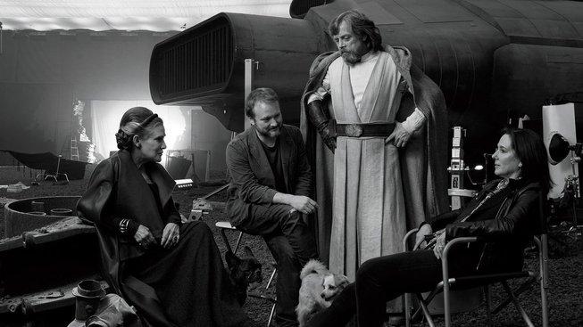 Star Wars trilogie Riana Johnsona není promlčená, Disney je pořád chystá