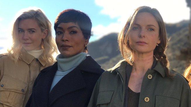 Na scénu nastupují dámy z Mission Impossible 6