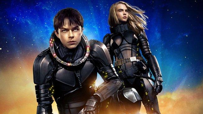 Tvůrci sci-fi Valerian představují svoji rozmáchlou vizi