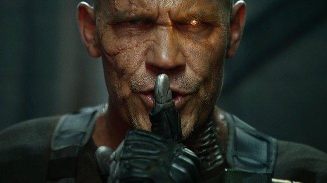 Deadpool 2: záporák má velkou zbraň a plyšového medvídka