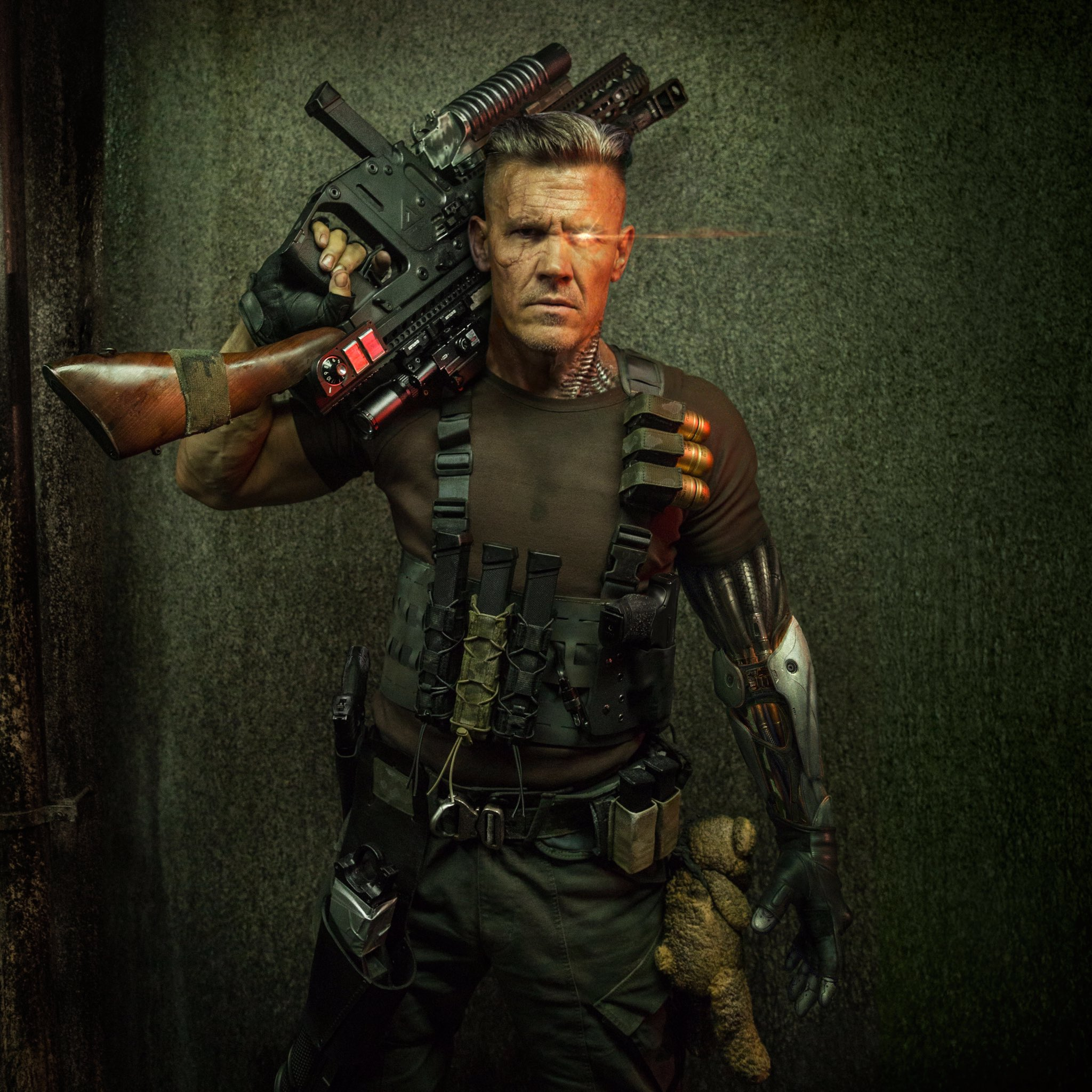 deadpool 2 cable josh brolin