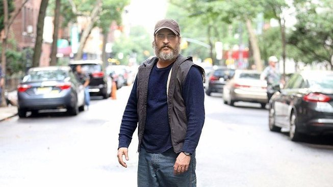 Joaquin Phoneix bude v You Were Never Really Here mlátit lidi kladivem