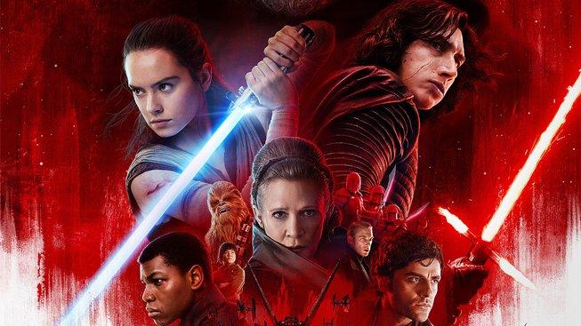 Trailer na Star Wars: Poslední z Jediů je tady