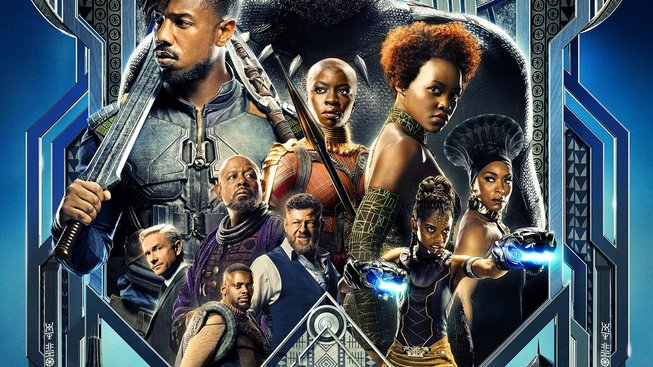 Marvel vytahuje do boje proti stereotypu trailer na Black Panthera