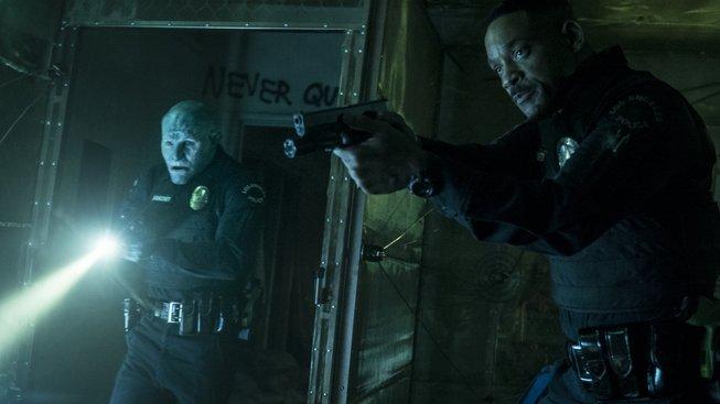 Namísto ve třetích Mizerech hraje Will Smith drsného policajta ve fantasy Bright