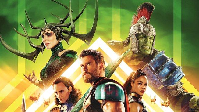 Hlavní hvězdy Thor: Ragnarok představují svůj tým hrdinů Revengers