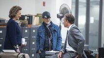 Spielbergovo drama The Post s Tomem Hanksem a Meryl Streep jde tvrdě po Oscarech