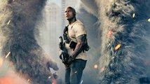 Velkofilm Rampage postaví Rocka proti třem naštvaným gigantům