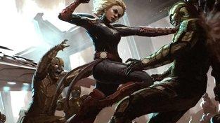 Brie Larson má v chystaném Captain Marvel doplnit Jude Law