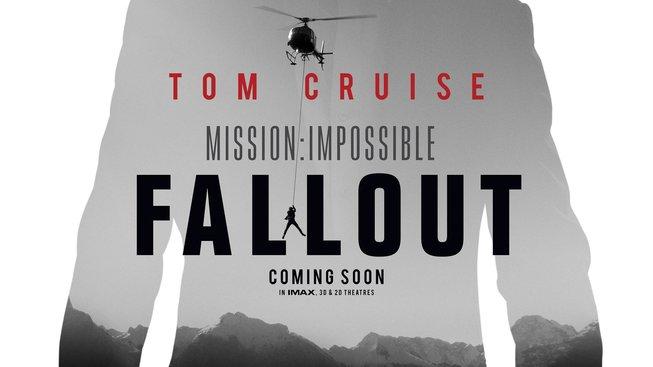 Tom Cruise představuje svoji nejakčnější Mission: Impossible