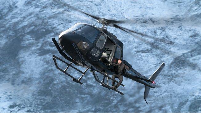 Ze záběrů z natáčení Mission: Impossible - Fallout budete mít husí kůži