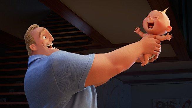 Úžasňákovi 2: do akce jde Elastižena, zatímco pan Úžasný hlídá děti