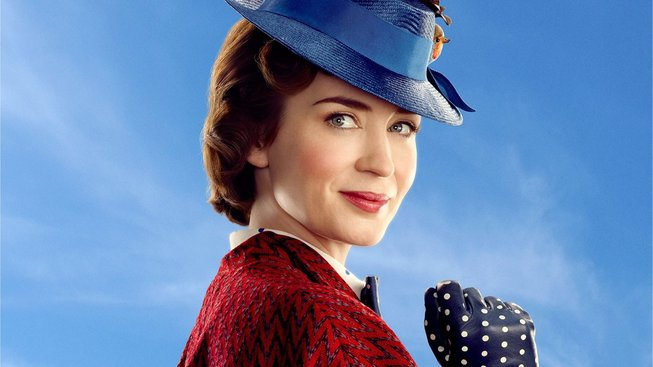 Disney vrací do kin legendární chůvu Mary Poppins
