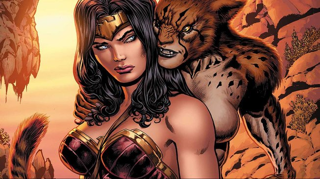 Wonder Woman 2 postaví princeznu Dianu proti gepardí ženě