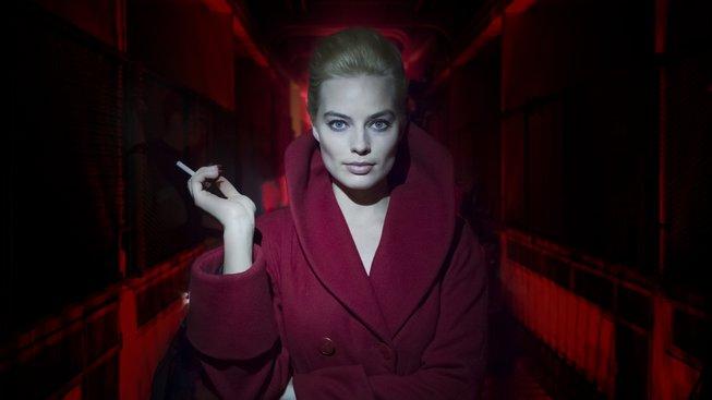 Středobodem noir thrilleru Terminal bude svůdná Margot Robbie