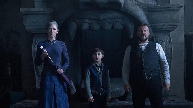 Mistr nechutných hororů chystá pohádku s Cate Blanchett a Jackem Blackem
