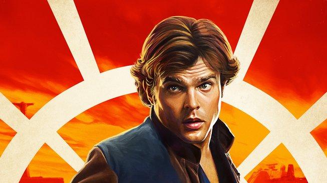 Han Solo je hotový, novými plakáty odkazuje na staré westerny
